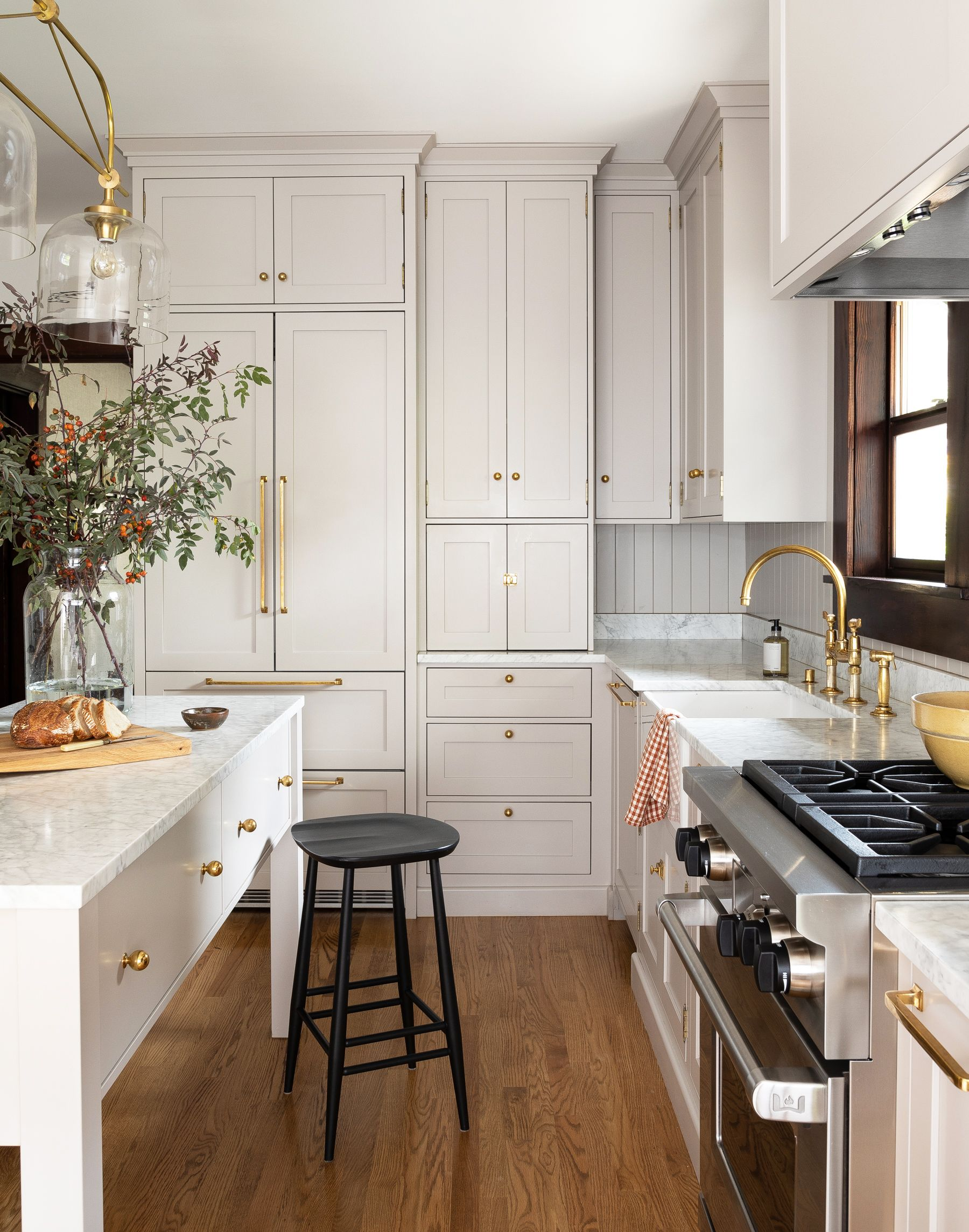 55 Creative Kitchen Cabinet Ideas We're Obsessed With