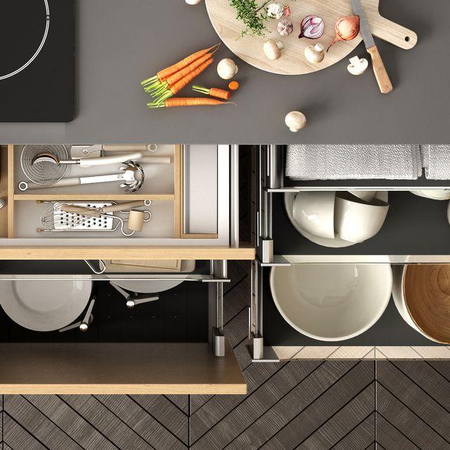 12 Best Kitchen Cabinet Drawers