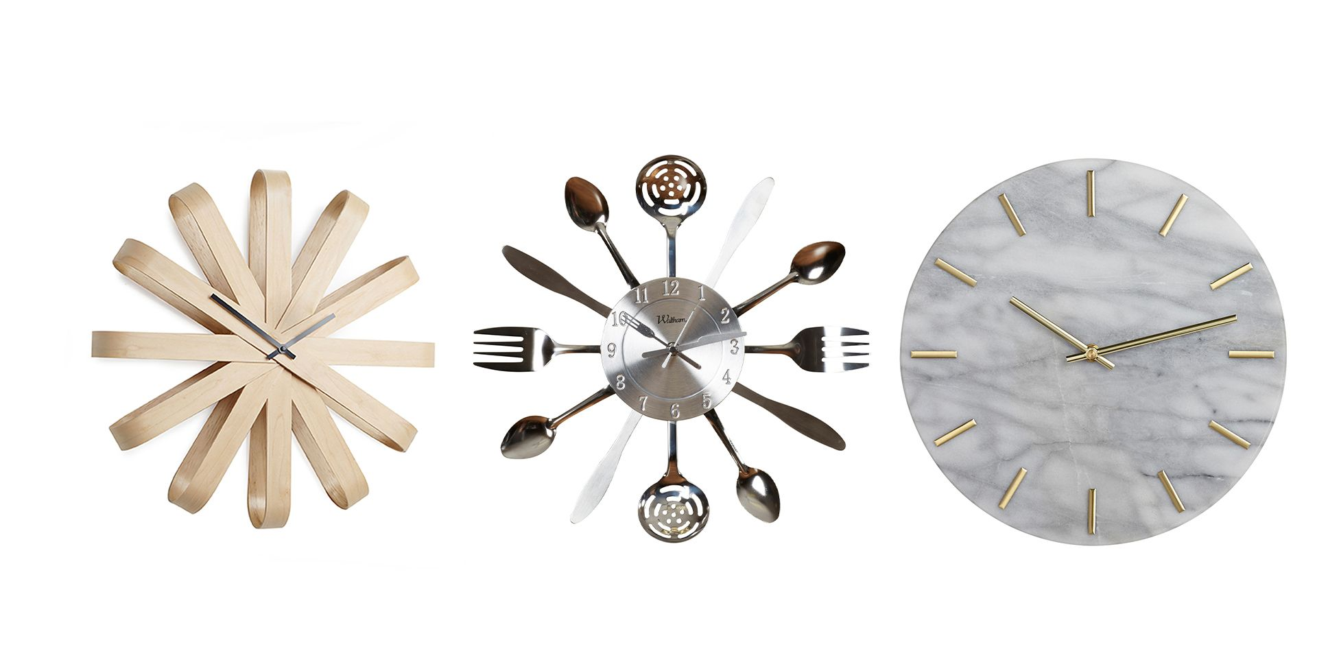 Captivating Kitchen Clocks