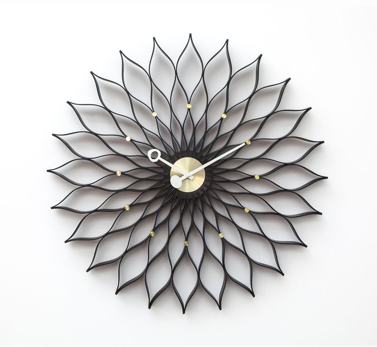 15 best kitchen wall clocks stylish clock ideas for kitchens. Black Bedroom Furniture Sets. Home Design Ideas