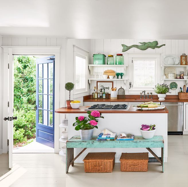 Yellow Kitchen Theme: Best Kitchen Paint Color Schemes