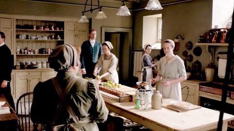 Gareth Naeme Discusses The Downton Abbey Movie Set Design