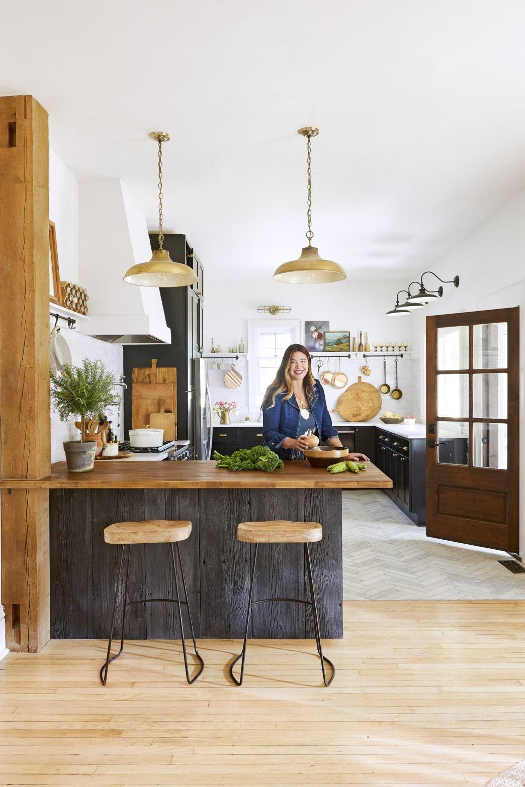 100 Best Kitchen Design Ideas Pictures Of Country Kitchen Decor