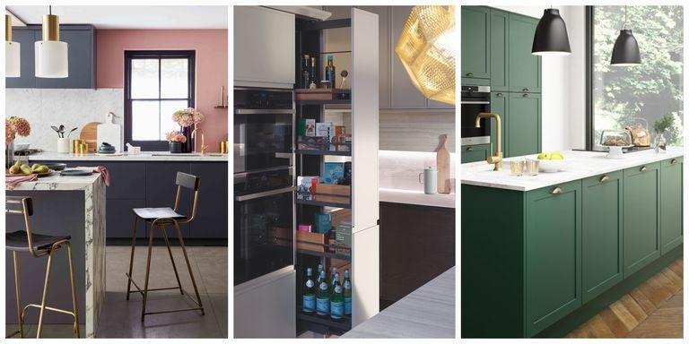 Kitchen design ideas, 2019