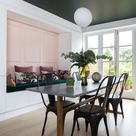 Family-friendly kitchen/diner renovation in Essex for £15,000