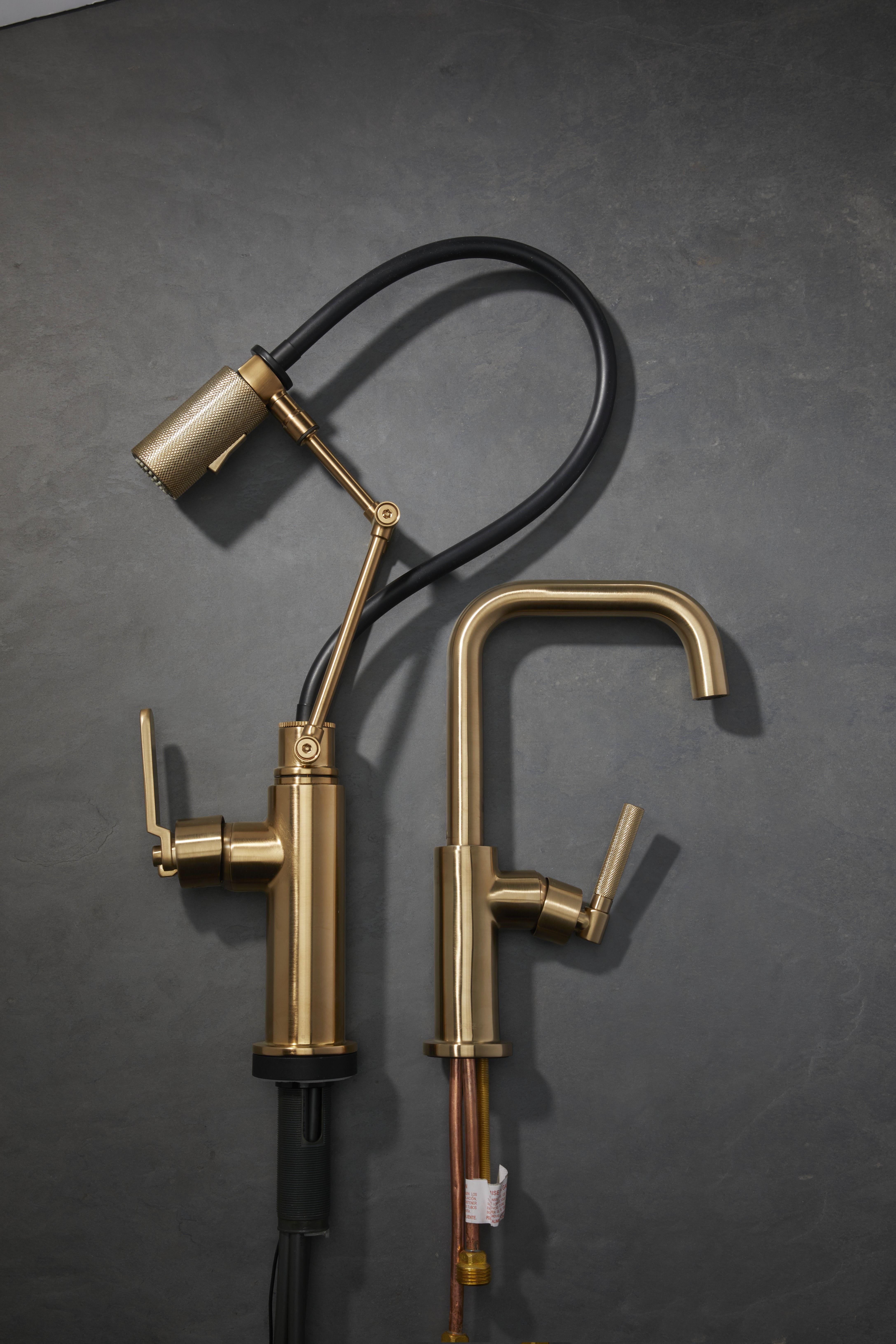 kitchen faucets brizio