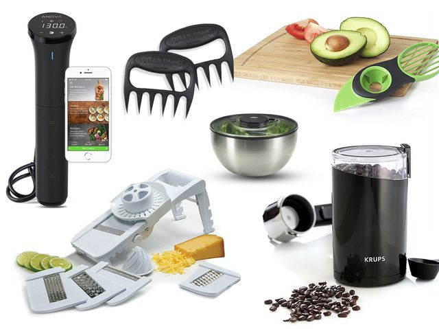 Cool Kitchen Gadgets – 10 Best Kitchen Tools 2019