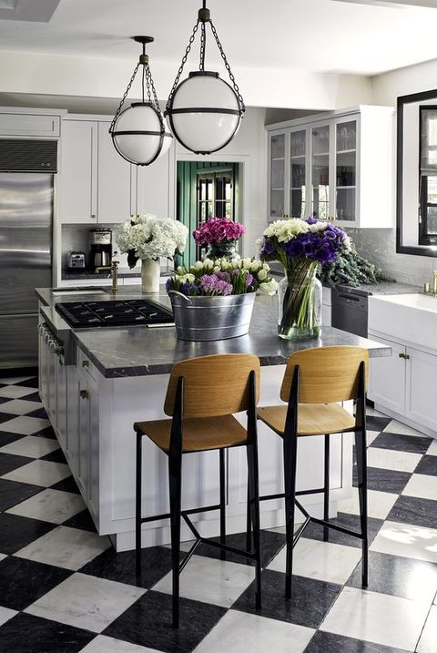 50 Stylish Kitchen Islands - Photos of Amazing Kitchen Island Ideas 41aeb4f6338