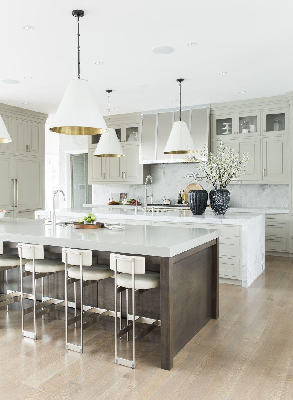 50 stylish kitchen islands photos of amazing kitchen island ideas rh elledecor com modern farmhouse kitchen island ideas modern kitchen island design ideas