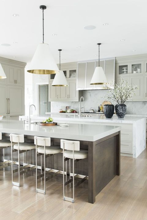 Astounding Big Kitchen Islands Island Ideas With Seating ...