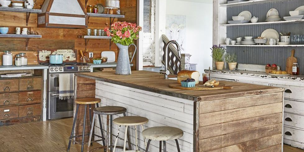55 best kitchen island ideas stylish designs for kitchen islands rh countryliving com photos of large kitchen islands photos of kitchen islands with columns