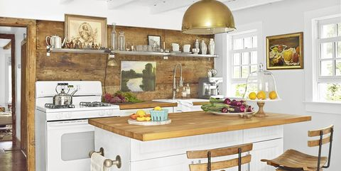 Kitchen Island Ideas Butcher Block