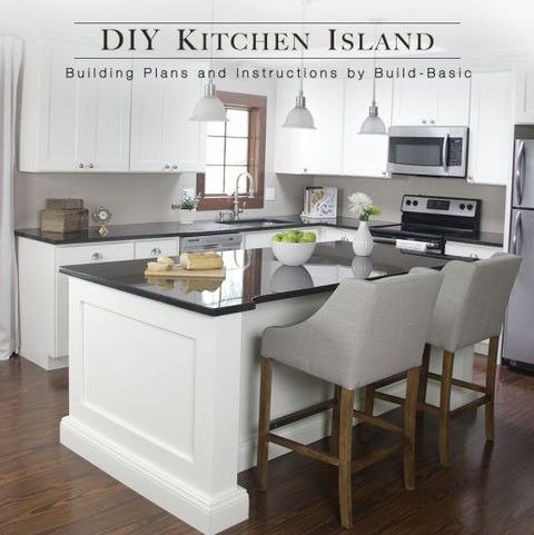 15 Diy Kitchen Islands Unique