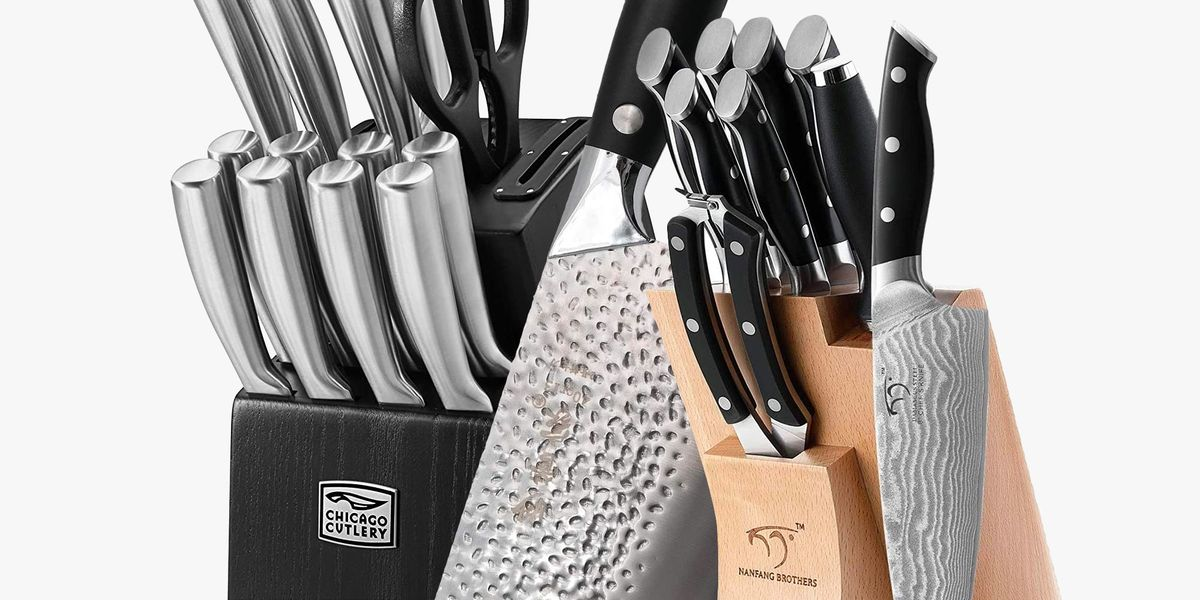 The Best Prime Day Deals on Kitchen Knives and Knife Sets