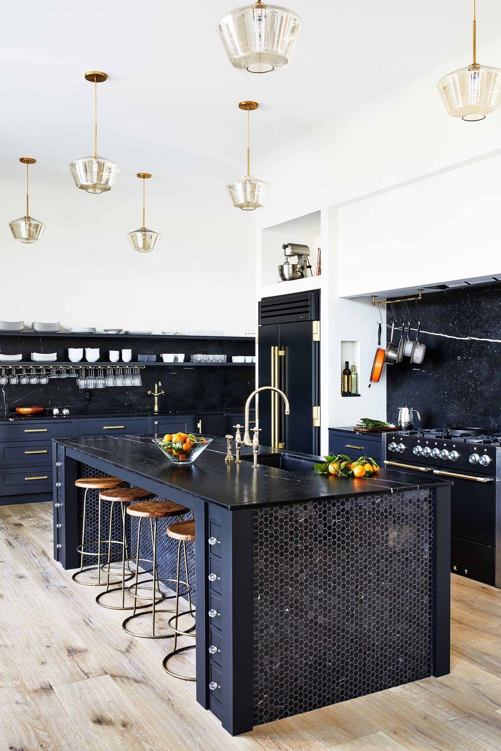 Image of: 60 Gorgeous Kitchen Lighting Ideas Modern Light Fixtures