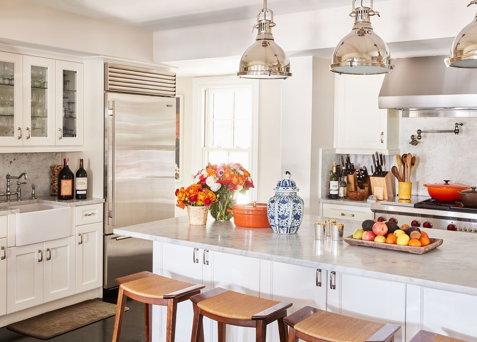 60 Gorgeous Kitchen Lighting Ideas , Modern Light Fixtures