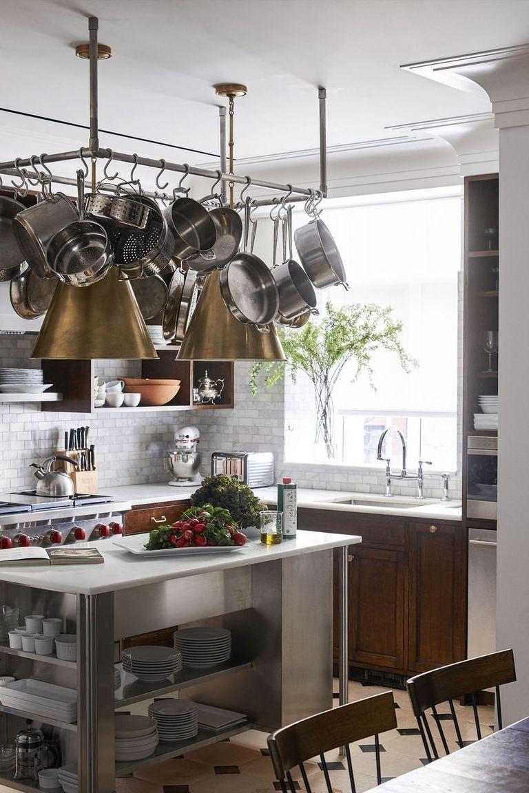 48 Best Kitchen Lighting Fixtures - Chic Ideas for Kitchen ...