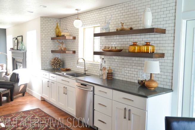 13 Clever Kitchen Makeovers - Kitchen Renovation Ideas