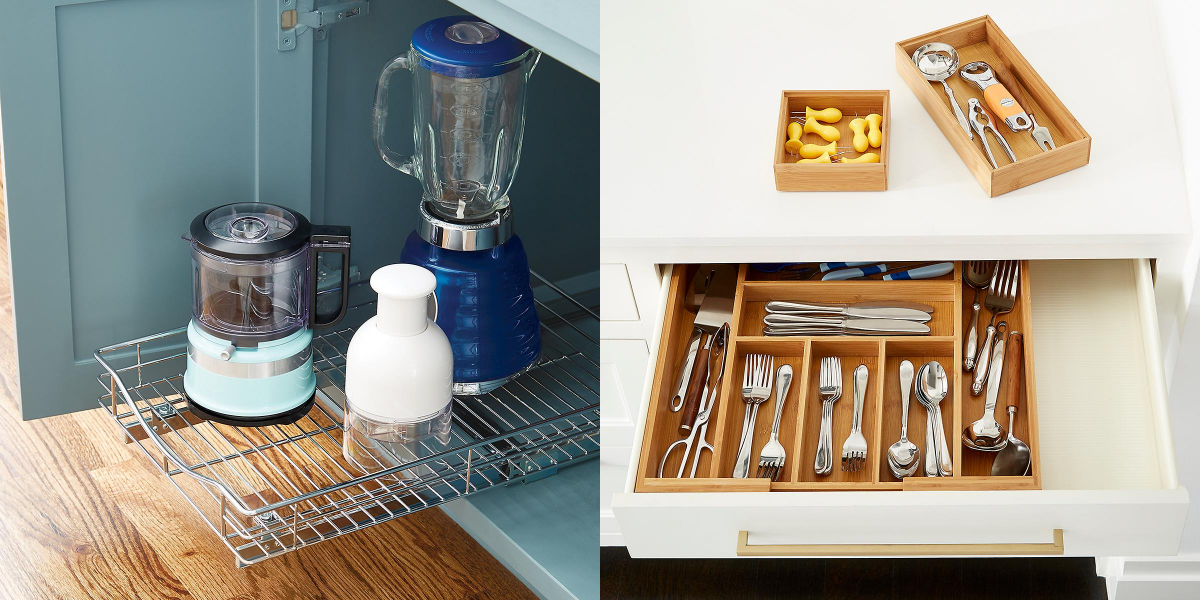 10 Clever Products For The Most Organized Kitchen Ever