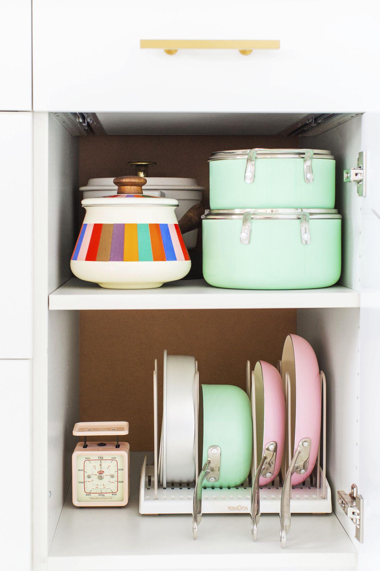 Innovative Storage Ideas For Small Kitchens Decor