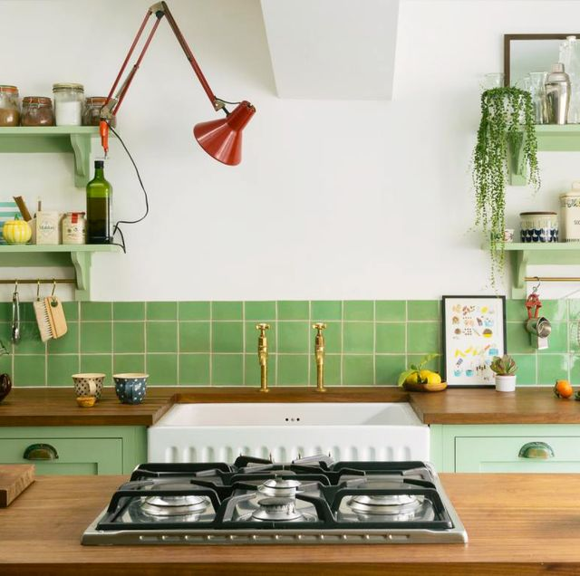 23 Best Cottage Kitchen Decorating Ideas And Designs For 2019: 34 Best Kitchen Paint Colors