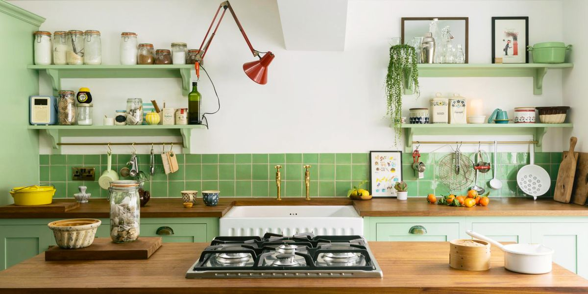 34 best kitchen paint colors ideas for popular kitchen - Can you use interior paint outdoors ...
