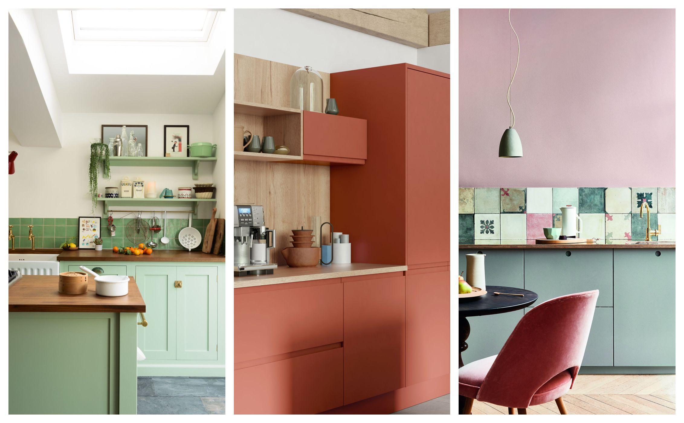 7 Kitchen Colour Ideas , Best Kitchen Paint Colours