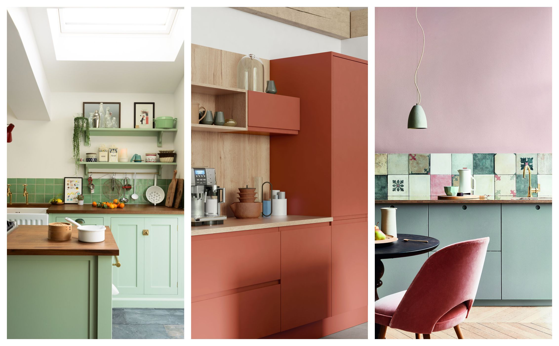 7 bold and beautiful colour ideas for a modern kitchen & Best Modern Kitchen Colour Ideas - New Kitchen Paint Ideas