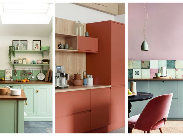7 Kitchen Colour Ideas - Best Kitchen Paint Colours on country ideas for kitchens, lighting ideas for kitchens, unique ideas for kitchens, design ideas for kitchens, decoration ideas for kitchens, green ideas for kitchens, art ideas for kitchens, interior ideas for kitchens, furniture ideas for kitchens,