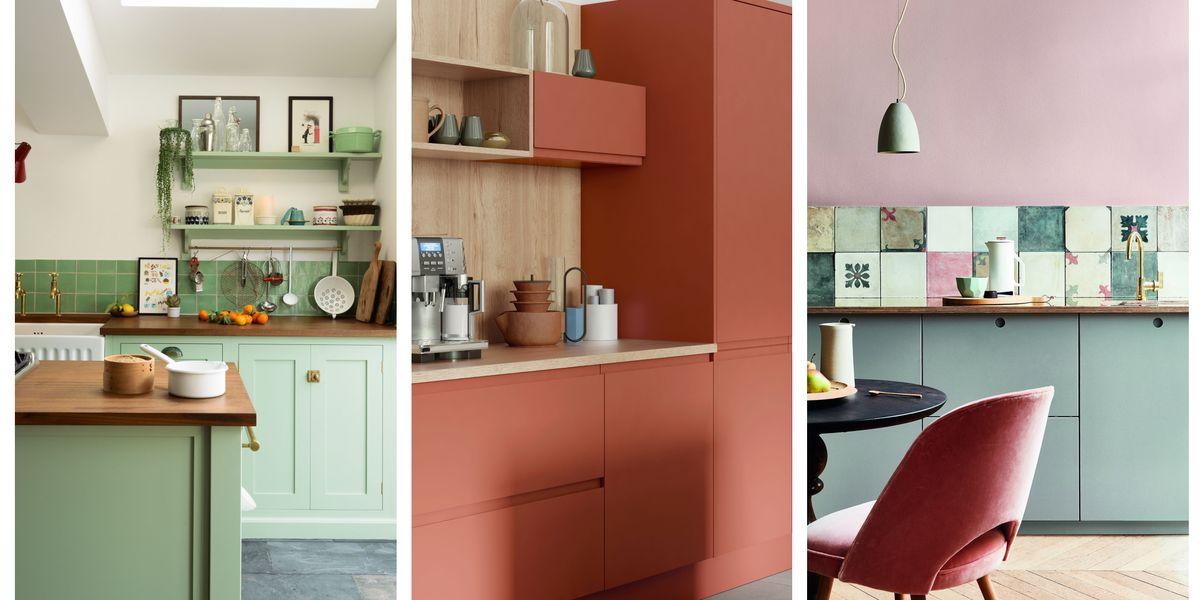 Miraculous 7 Kitchen Colour Ideas Best Kitchen Paint Colours Interior Design Ideas Apansoteloinfo