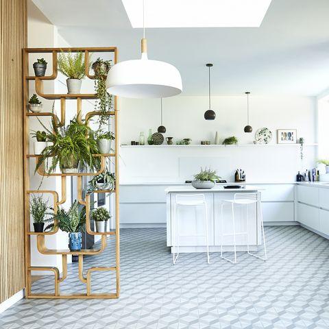 carpetright starfloor tile cube 3d  luxury vinyl in grey, £2999m2