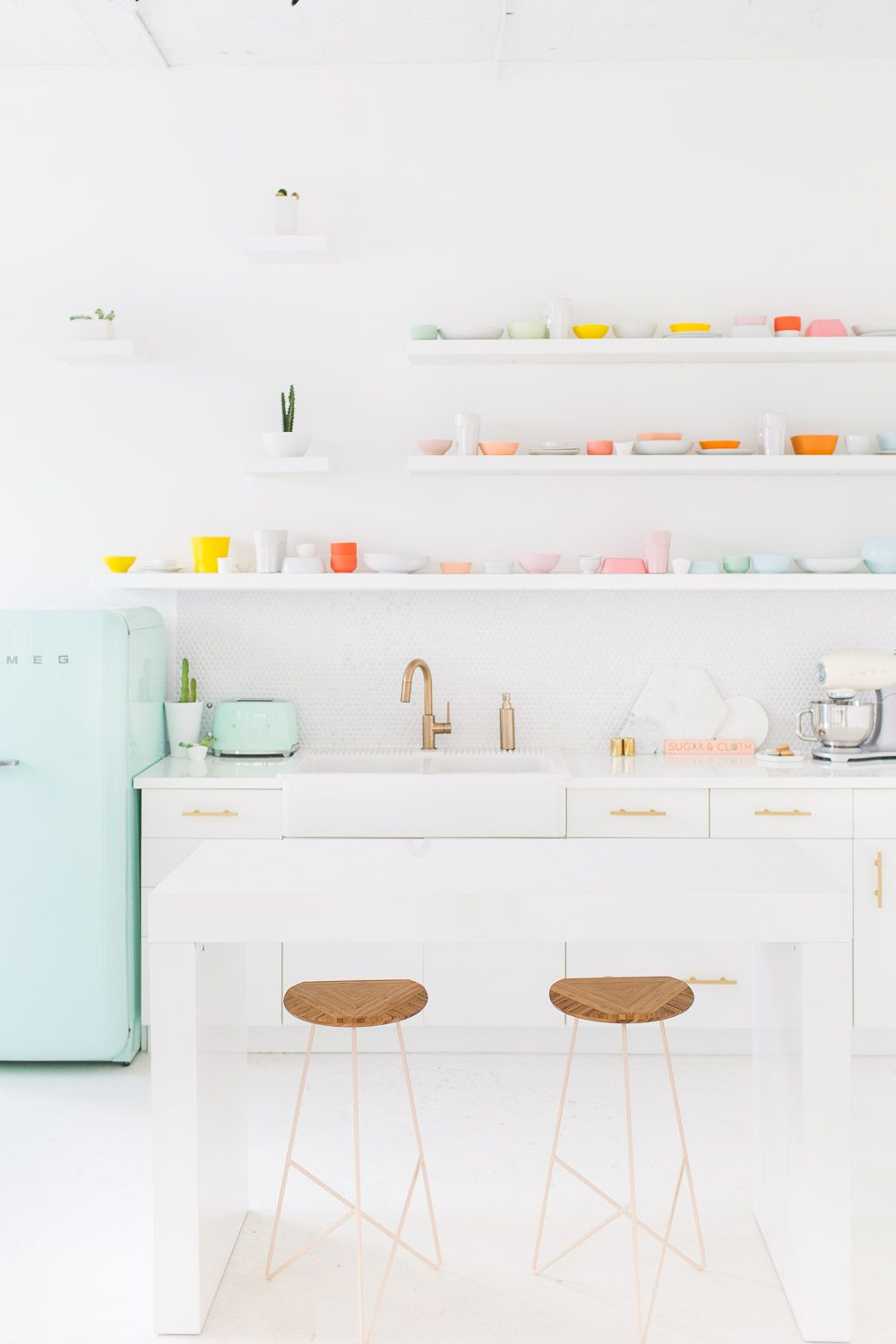 50 Small Kitchen Ideas That Won't Make You Feel Claustrophobic
