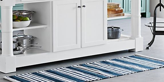 20 Best Kitchen Rugs - Stylish Area Rug Ideas for the Kitchen