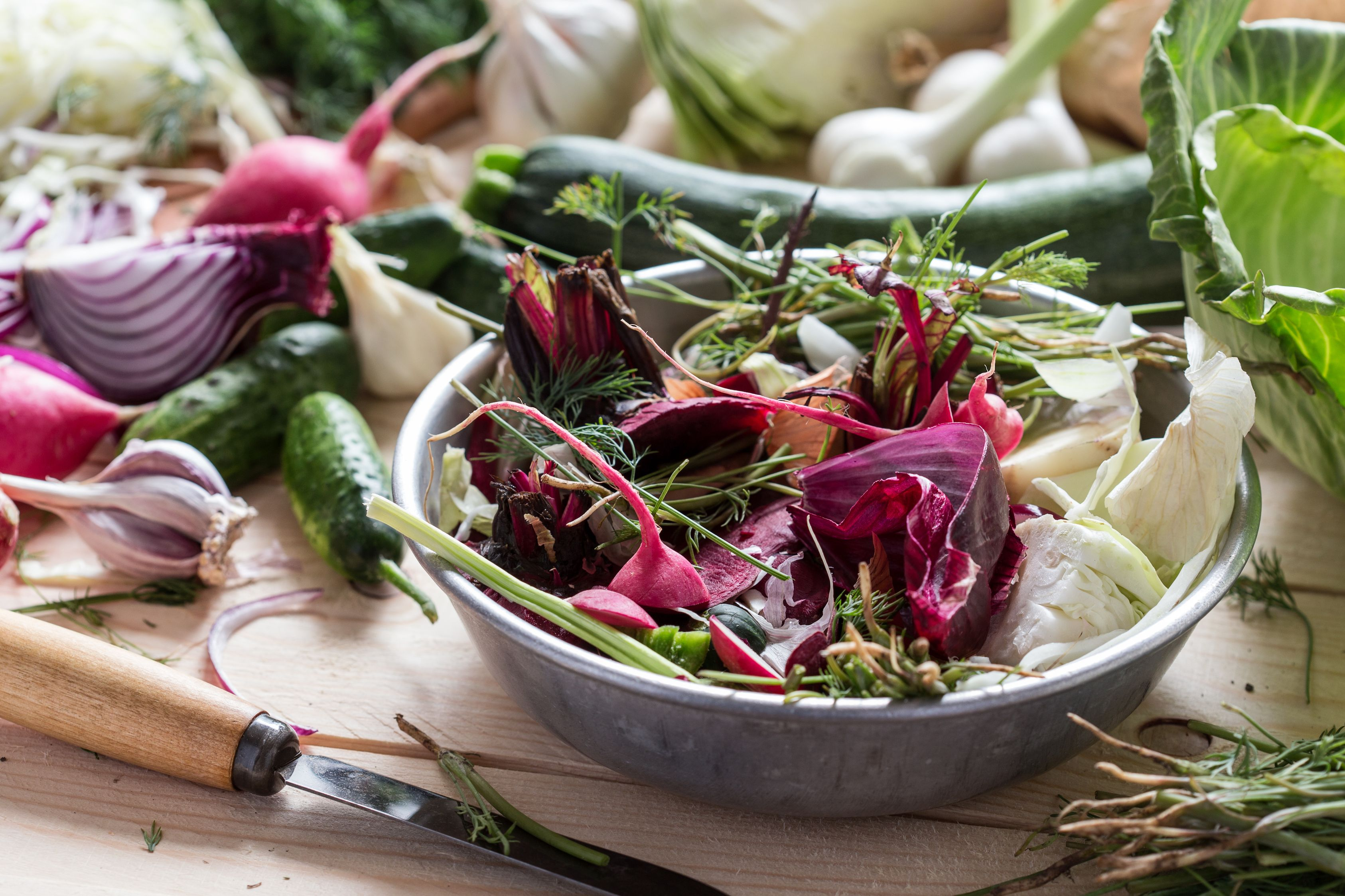 IKEA's new clever cookbook puts kitchen scraps to good use