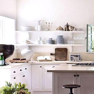 kitchen shelves - Kitchen Shelves