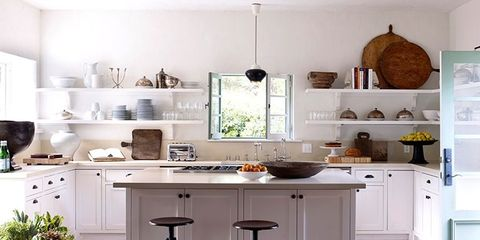 Kitchen Shelves - Kitchen Shelving