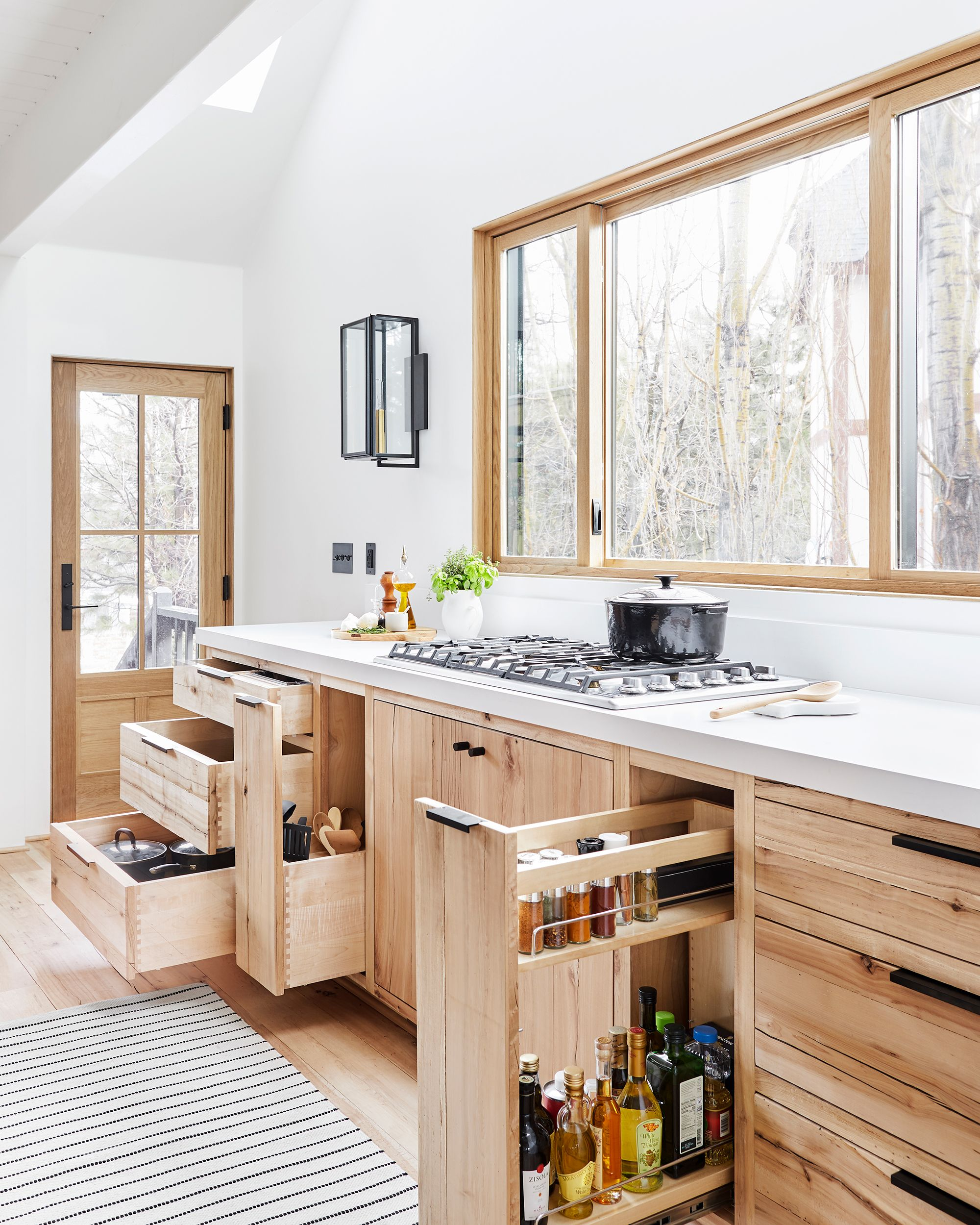 8 Unique Kitchen Storage Ideas - Easy Storage Solutions for Kitchens