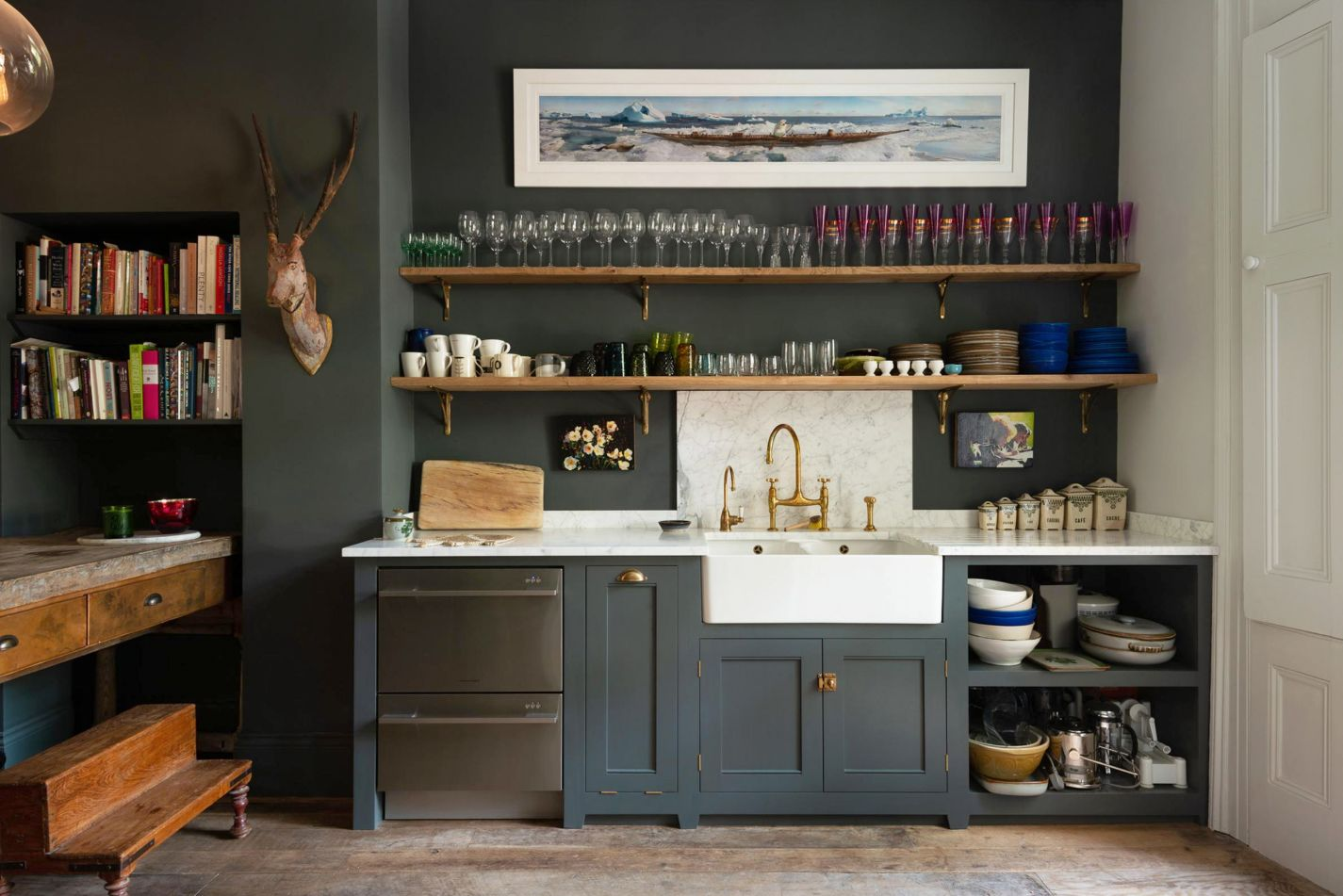 35 Unique Kitchen Storage Ideas - Easy Storage Solutions for ...
