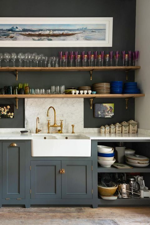 9 Unique Kitchen Storage Ideas - Easy Storage Solutions for Kitchens