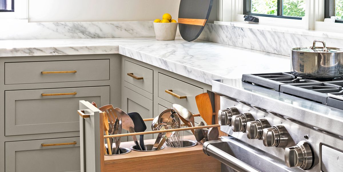 38 Unique Kitchen Storage Ideas Easy Solutions For Kitchens