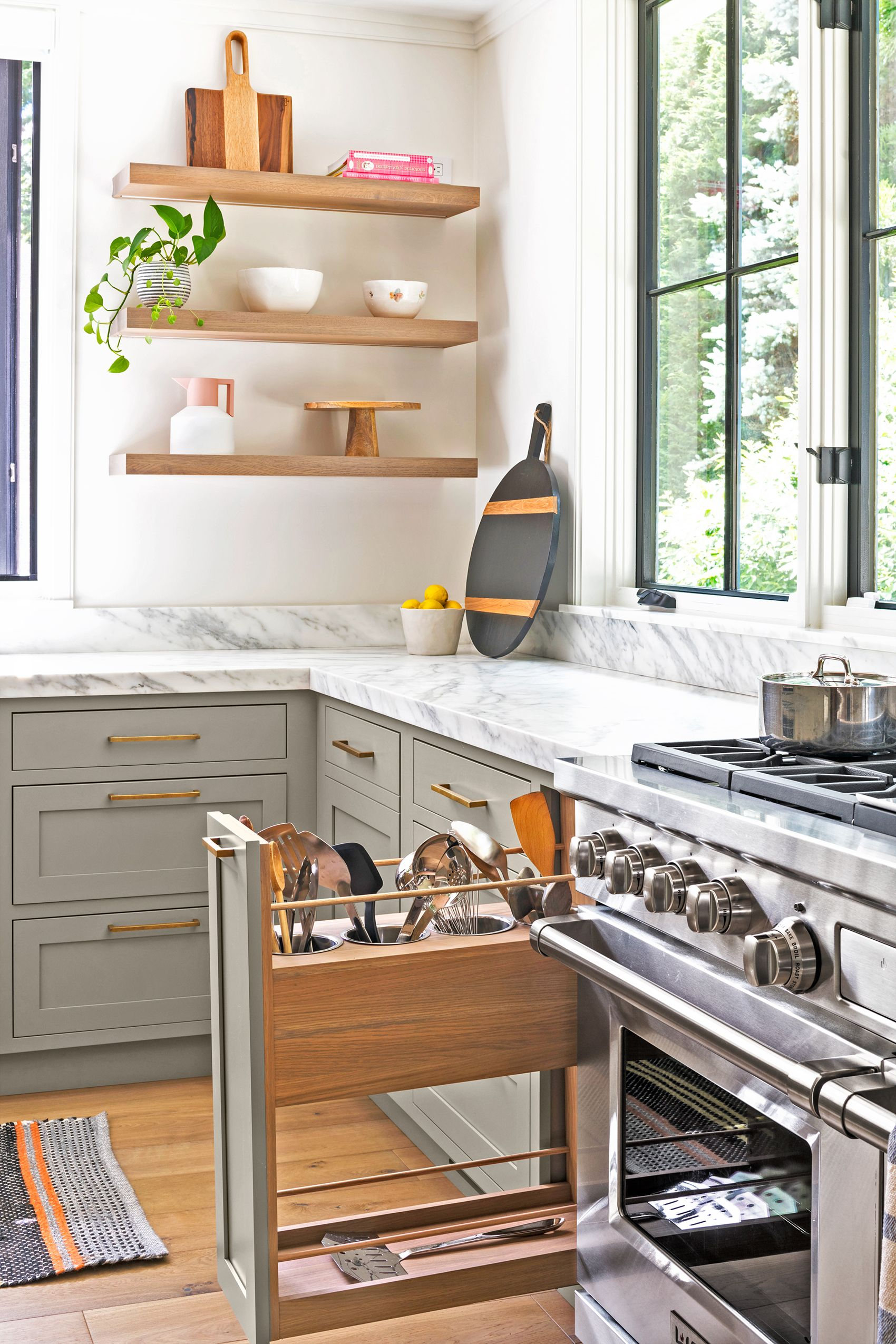 38 Unique Kitchen Storage Ideas Easy Storage Solutions For Kitchens