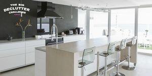 kitchen - the big declutter challenge