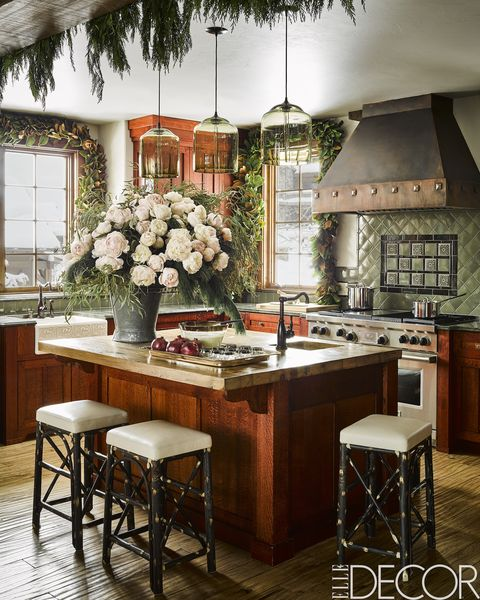 Olive Green Kitchen Decor: 15 Best Kitchen Backsplash Tile Ideas