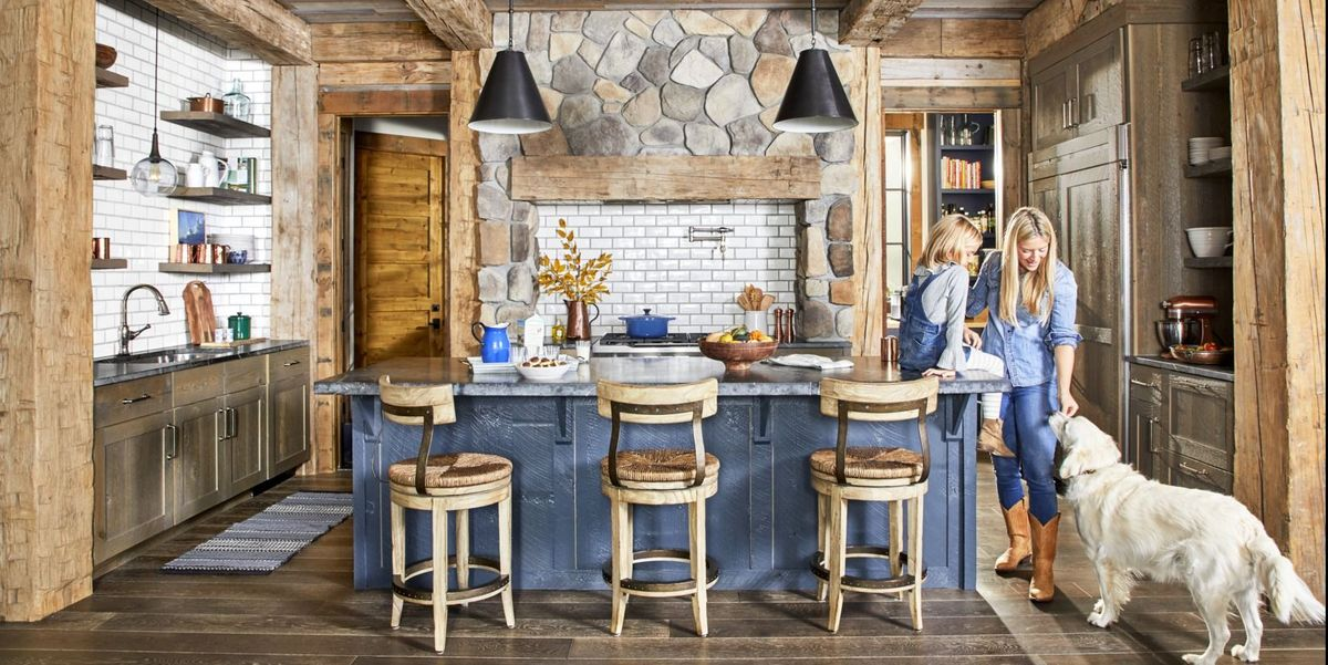 32 Kitchen Trends for 2020 - New Cabinet and Color Design Ideas