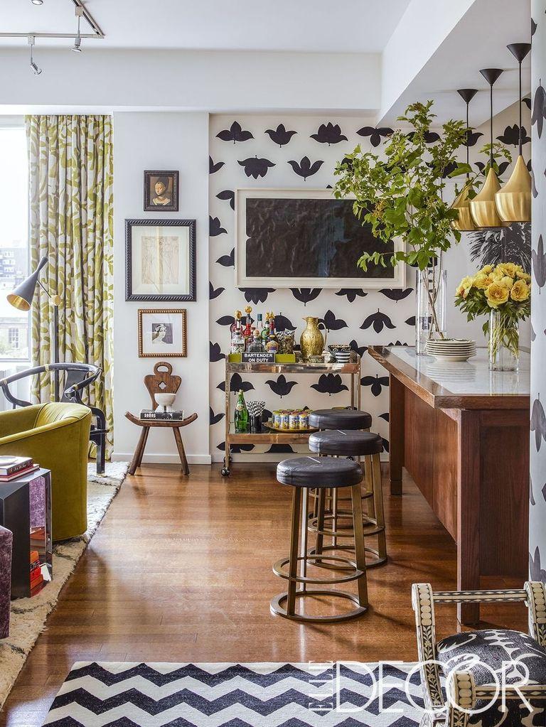 10 Best Kitchen Wallpaper Ideas Chic Wallpaper Designs