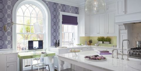Gorgeous Kitchen Wallpaper Ideas