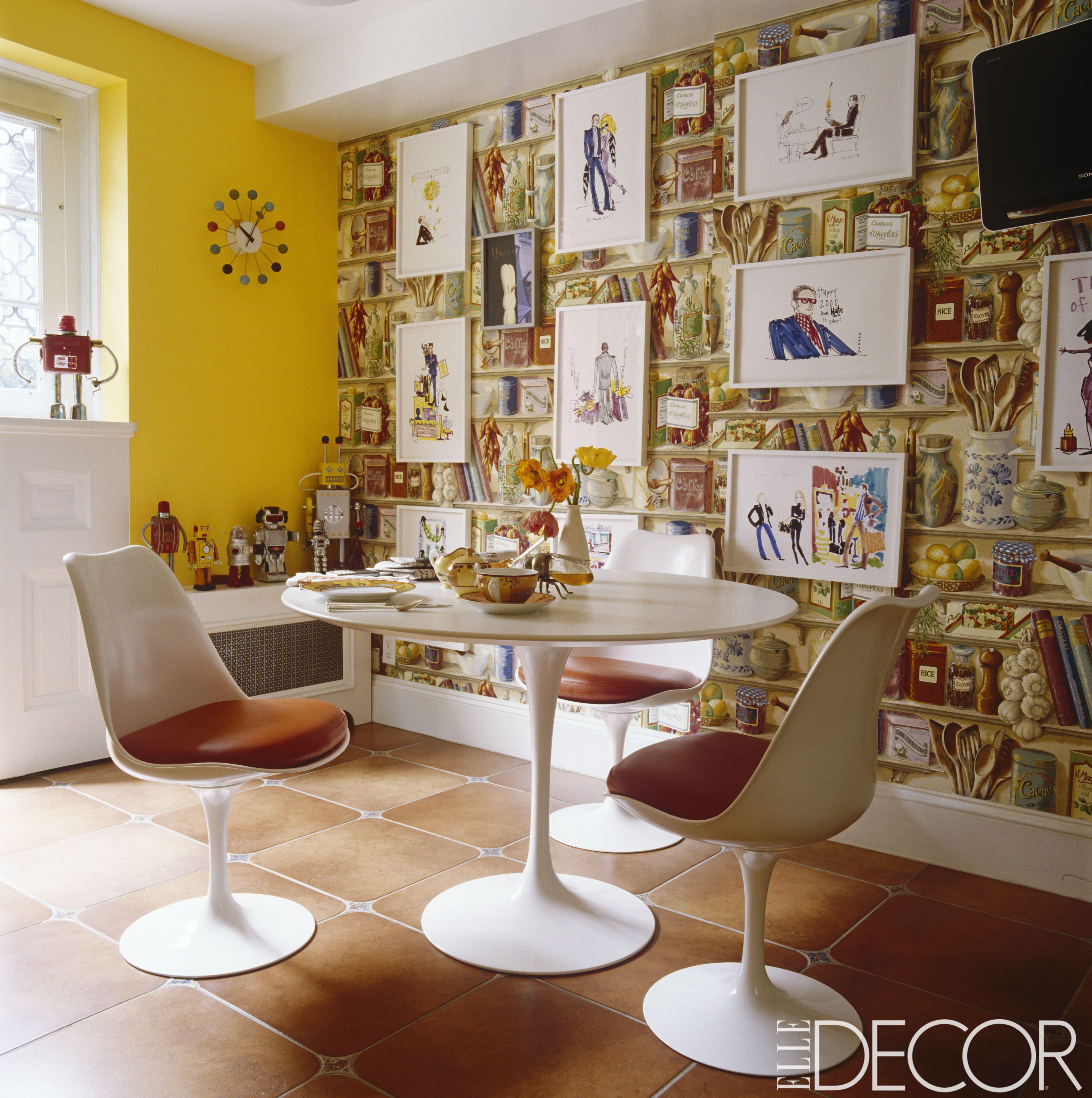 10 Best Kitchen Wallpaper Ideas