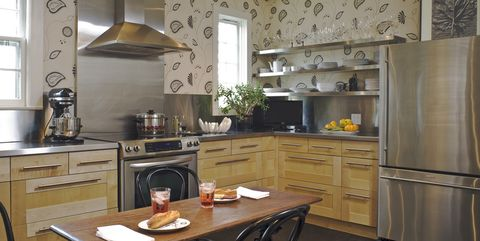 kitchen wallpaper ideas - Kitchen Wallpaper Ideas