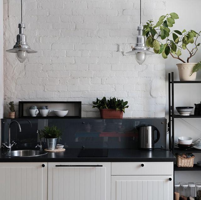 almacenamiento en cocinas pequeñas
