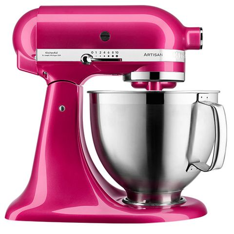 Mixer, Small appliance, Kitchen appliance, Pink, Home appliance, Food processor, Drip coffee maker, Magenta,